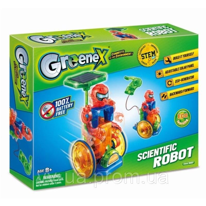 Набор научно-игровой Amazing Greenex Ученый робот (36507A)