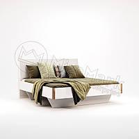 """Ліжко 160 """"Нікі"""" від Миро-Марк, фото 1"""