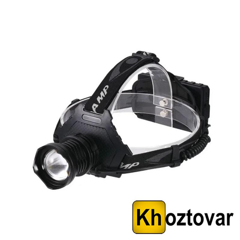 Налобный фонарик Т70-Р70