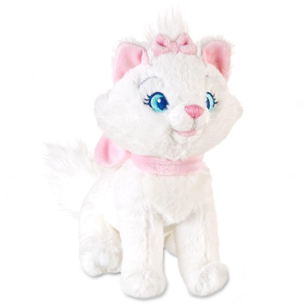Плюшевая игрушка кошка Мари и Коты Аристократы 18 см  Disney