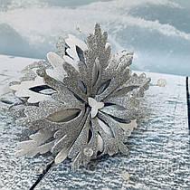 Новогодний обруч Снежинка