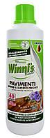 Гипоалергенное средство для мытья деревянных полов Winni's Pavimenti Legno 1000 ml