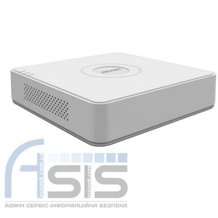 4-канальный Turbo HD видеорегистратор DS-7104HUHI-K1