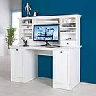 Письменный стол с надстройкой 103М, фото 2