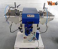 Автоматический двусторонний сверлильно - пазовальный станок PADE MO, фото 1