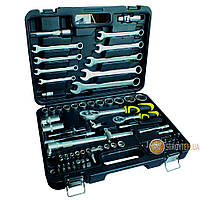 Набор ручных инструментов Сталь 82 шт (70008)
