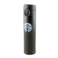 Металлический термос Starbucks 350 мл Черный (tr13490i3348)