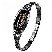 Женские смарт-часы SANDA H8 IP67 Black (B10091219)