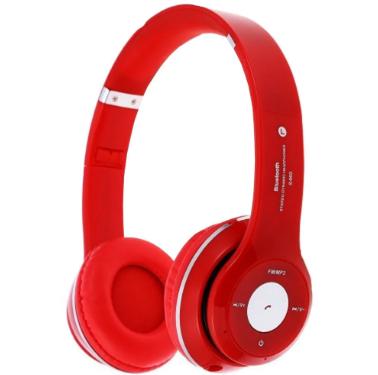 Беспроводные Bluetooth наушники  BTbeats S460 Red, фото 2