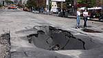 Водители в Украине смогут сообщать о ямах на дорогах: появилась база данных