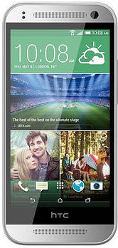 Смартфон HTC One mini 2 (Glacial Silver)