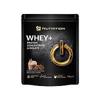 Протеин Go On Nutrition Whey 750 g арахисовое масло и карамель
