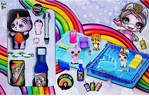 "Игровой набор ""Poopsie"" с аксессуарами Пупси бассейн и слайм PG5006, фото 2"