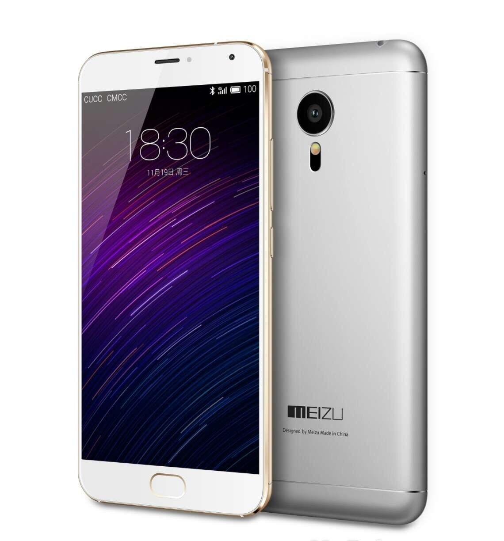 Смартфон Meizu MX5 16GB (White/Silver)