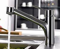 Смеситель для кухни однорычажный HANSGROHE TALIS S 32841000,немецкий
