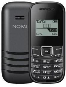 Мобильный телефон Nomi i144m Dual Sim Black
