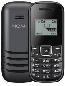 Мобильный телефон Nomi i144m Dual Sim Black, фото 2