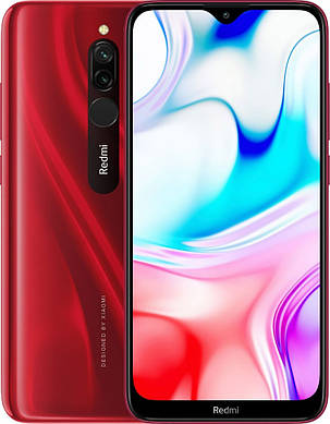 Xiaomi Redmi 8 4/64Gb (Red), фото 2
