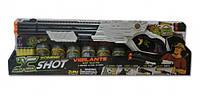 Игрушечное оружие X-Shot Бластер бдительный Зомби Охотник