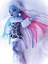 Кукла Monster High Эбби Боминейбл (Abbey Bominable) с мамонтенком базовая Монстр Хай, фото 7