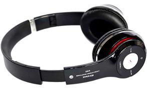 Беспроводные Bluetooth наушники  BTbeats S460 Черные, фото 2