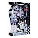 Кукла Monster High Эбби Боминейбл (Abbey Bominable) с мамонтенком базовая Монстр Хай, фото 10