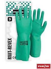 Перчатки защитные REIS RNIT-REVEX