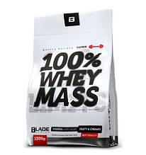 Hi-Tec Nutrition BLADE 100% Whey Mass 1500 г . Гейнер.