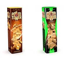 Розвиваюча настільна гра POWER TOWER (6) арт.РТ-01