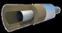 Цилиндр из минеральной ваты IZOVAT PS 100 AF
