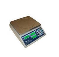 Счетные весы ВТЕ-Центровес-30-Т3С2 до 30 кг