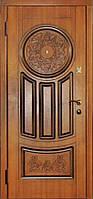 Дверь входная Круг серии Эталон ТМ Каскад