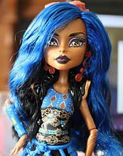 Кукла Monster High Робекка Стим (Robecca) с пингвином базовая Монстер Хай Школа монстров