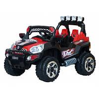 Електромобіль дитячий Huada Toys JEEP TRIUMF 801 червоний CH1080