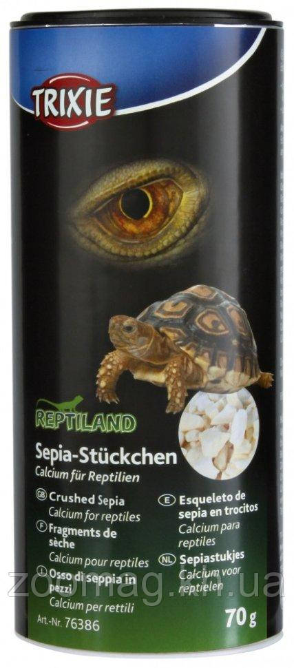 "Крейда для черепах шматочки ""Sepia"" (250 мл/70 гр) Trixie™"
