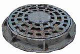 Зливоприймач круглий ДКС (В125) з з/у, фото 9