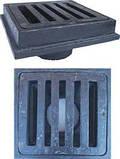 Зливоприймач круглий ДКС (В125) з з/у, фото 10