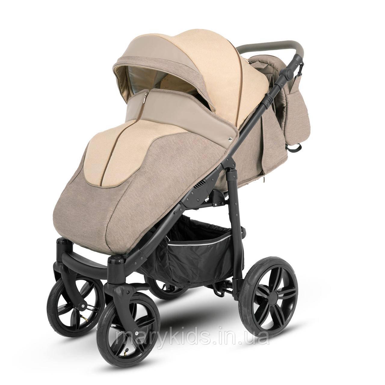 Детская универсальная прогулочная коляска Camarelo Elix Ex-1