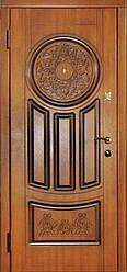 Дверь входная Круг серии Комфорт ТМ Каскад