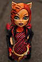 Кукла Monster High Торалей Страйп (Toralei Stripe) с тигренком базовая Монстер Хай Школа монстров, фото 6
