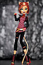 Кукла Monster High Торалей Страйп (Toralei Stripe) с тигренком базовая Монстер Хай Школа монстров, фото 7