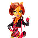 Кукла Monster High Торалей Страйп (Toralei Stripe) с тигренком базовая Монстер Хай Школа монстров, фото 9