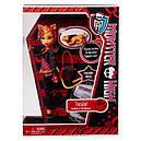 Кукла Monster High Торалей Страйп (Toralei Stripe) с тигренком базовая Монстер Хай Школа монстров, фото 10