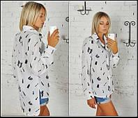 Блуза ку48