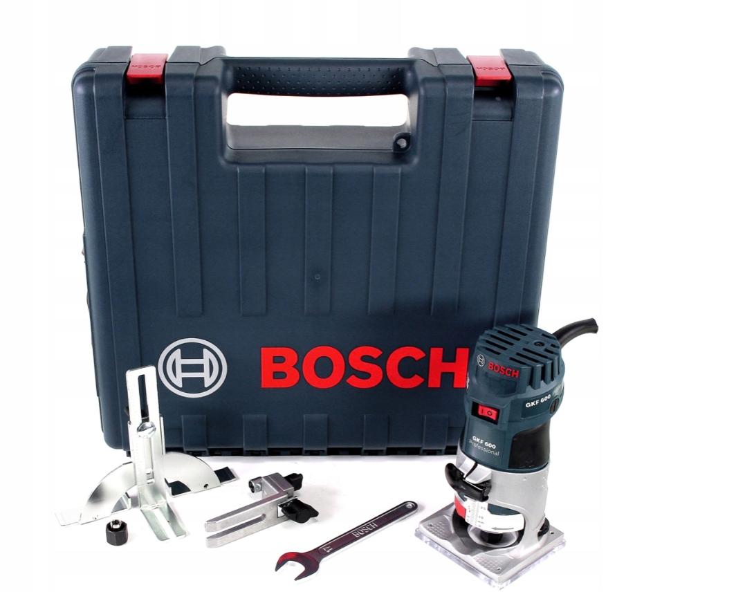 Фрезер BOSCH PT GKF 600