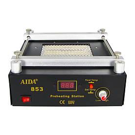 Преднагреватель AIDA 853 (инфракрасный, керамический с цифровой индикацией)