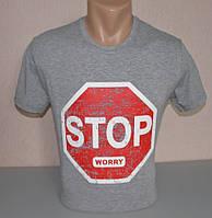 Чоловіча футболка hector L раз (9110 )