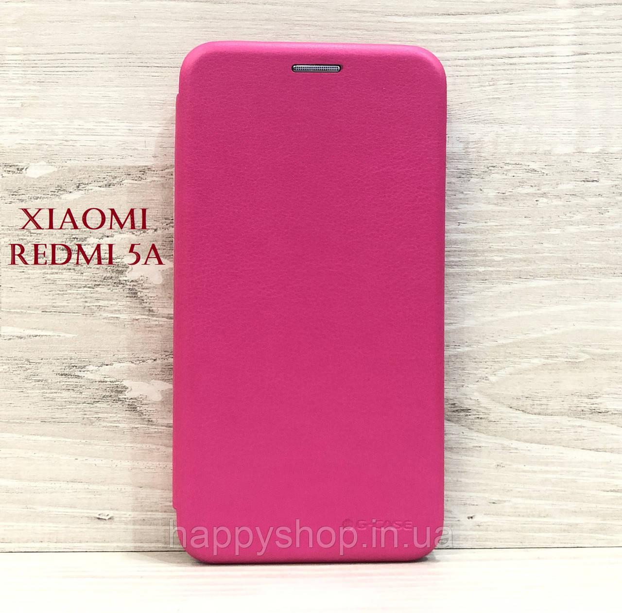 Чехол-книжка G-Case для Xiaomi Redmi 5A (Розовый)