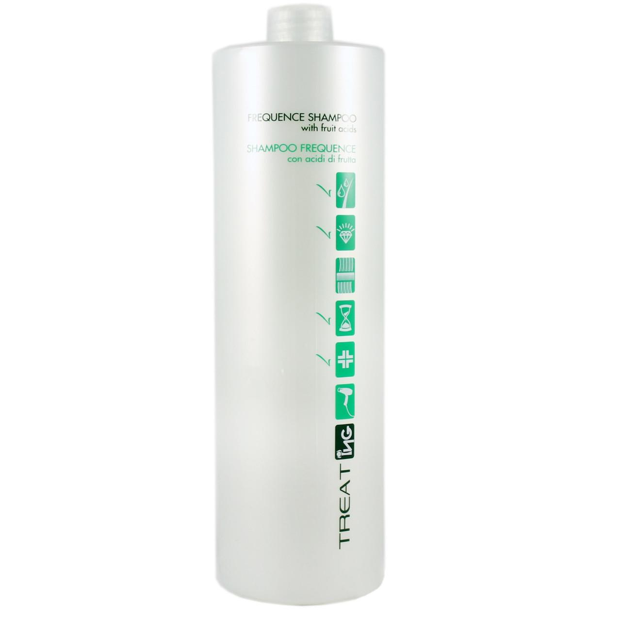 Шампунь для укрепления волос ING 1000 мл.