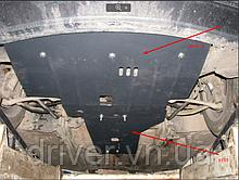Захист двигуна BMW 7 E38 1994-2001 МКПП/АКПП 3.0D (двигун)